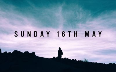 Prep for Sunday 16th May 2021