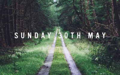 Prep for Sunday 30th May 2021